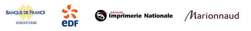 Banque de France, EDF, Imprimerie Nationale, Marionnaud